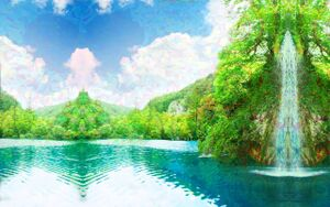 Paradise island by Xanny.jpg
